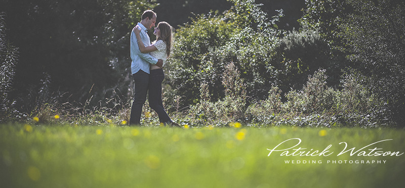 The Thorpe Marriott pre wedding portrait shoot of Catherine and Lloyd