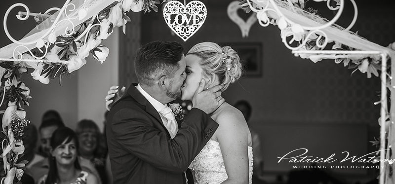The Oaklands Hotel wedding of Danielle and Dan