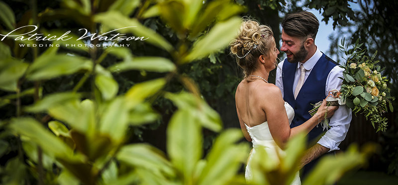 The Southwood Hall wedding of Louise and Adam
