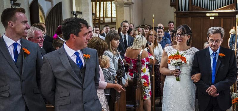 The Wortham wedding of Alison and Ben