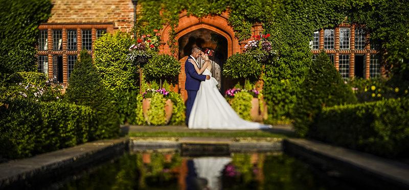 The Woodhall Manor wedding of Rachael and Pete