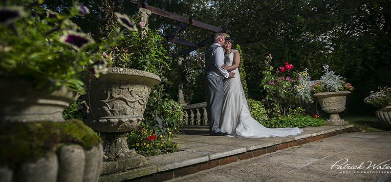 The St Mary and St Margaret's church and Old Rectory wedding of Gemma and Neil