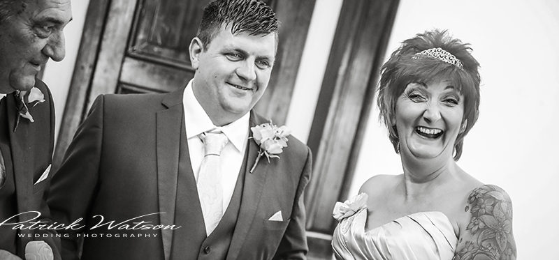 The Caistor Hall wedding of Kay and James