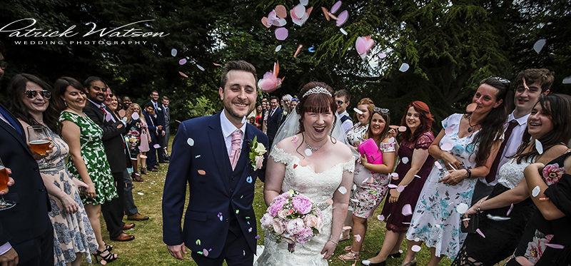 The Oaklands Hotel wedding of Gemma and Matt