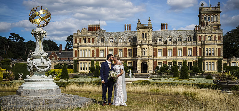 The Southwold church and Somerleyton Hall wedding of Elizabeth and Jeremy