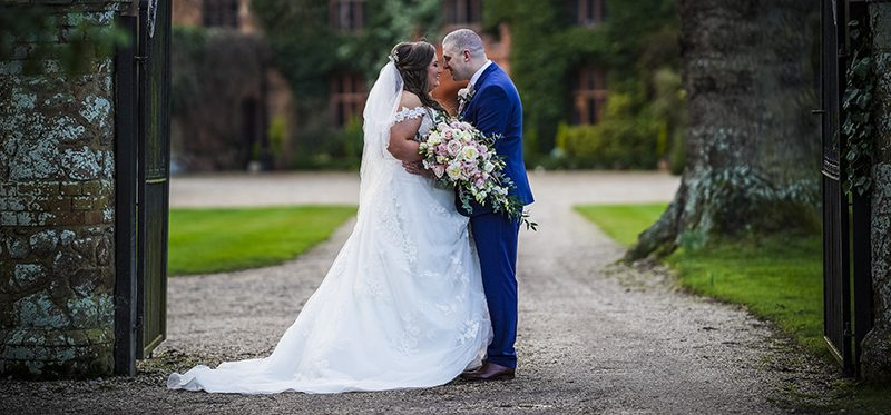 The Woodhall Manor wedding of Ellie and Dean